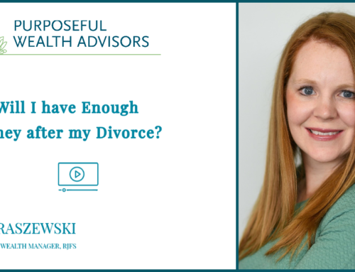 Will I have enough money after my divorce?