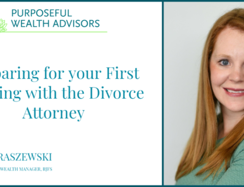 Preparing for your First Meeting with the Divorce Attorney